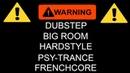 Top 80 brutal EDM drops (Euphoric drops)