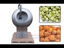 Peanut Coating Machine Flour Coated Peanut Making Machine WhatsApp 8618537181190