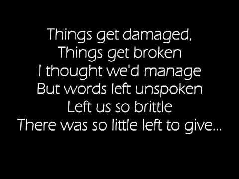 Depeche Mode - Precious (Lyrics)