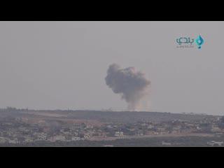 مراسل بلدي نيوز يرصد آخر مستجدات الوضع الميداني بريف إدلب الجنوبي