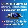 Честный ремонт ноутбуков и ПК Горки