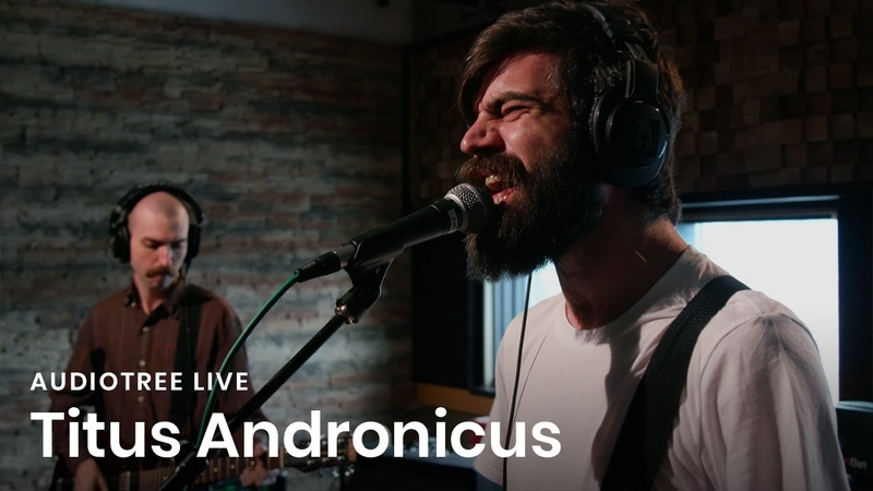 Titus Andronicus on Audiotree Live Full Session