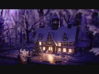Новогодний мультик про милого ежика Что за Рождество без любви