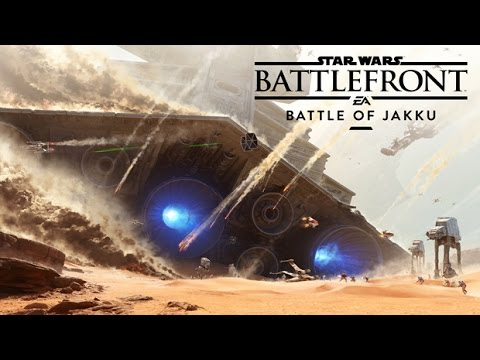 Star Wars Battlefront Battle of Jakku Teaser Trailer