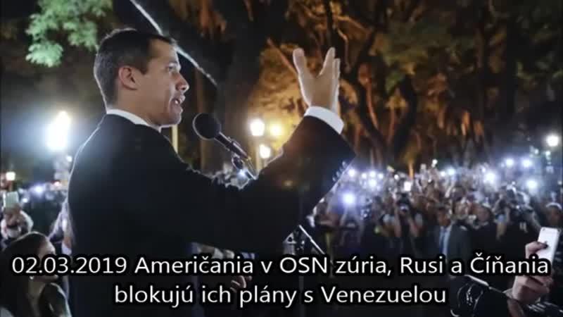 02 03 2019 Američania v OSN zúria Rusi a Číňania 360P mp4