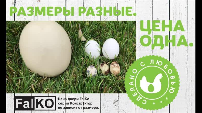 ФальКО Размеры разные Цена одна Яйца