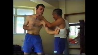 Simply Wing Chun Kuen - Chum Kiu tutorial, Hong Kong 1997
