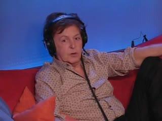Howard Stern: Paul McCartney Interview - Paul McCartney's New Album