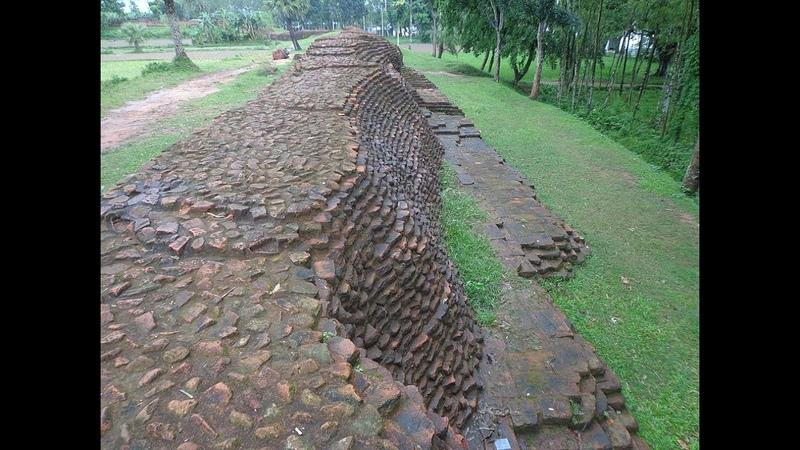 Загадки Индии или допотопный радар Часть 3 Предисловие Великая Бангладешская стена