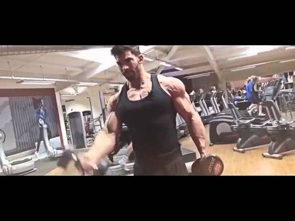 Sergi Constance Aesthetic God Bodybuilding Motivation YouTube 360p
