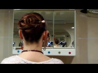 5 ways to do a chinese bun long hair updo with hair stick. .