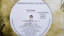 United Dance Society Let's Celebrate MC Mario Mastermind Mix 1995