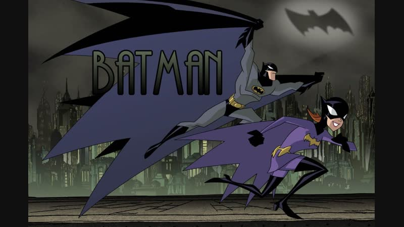 (2004) Бэтмен - 27. Бэтгёрл: Начало. Часть 1