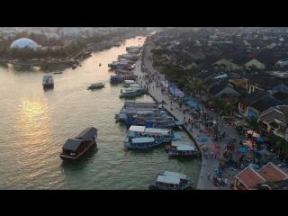 HOI AN - VIETNAM DRONE FOOTAGE