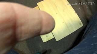 Nokta Makro Anfibio multi nail test