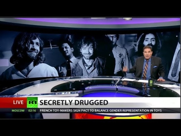 MKUltra Charles Manson (New research)