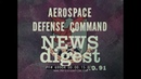 1972 AEROSPACE DEFENSE COMMAND NEWS FILM BOEING EC 137D SENTRY AWACS F 106 DELTA DART 69904