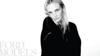 Model Moments: Caroline Trentini   FORD Models
