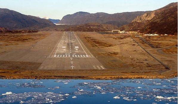Самые удивительные и опасные аэропорты мира