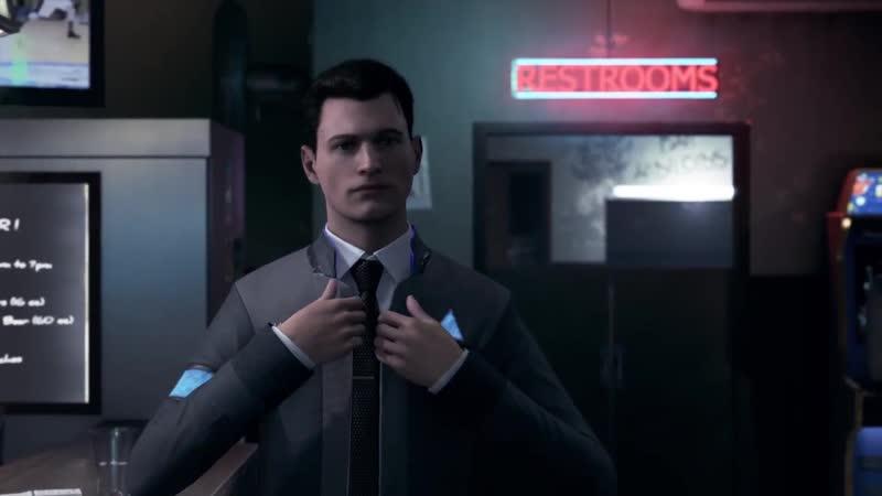 Connor's necktie