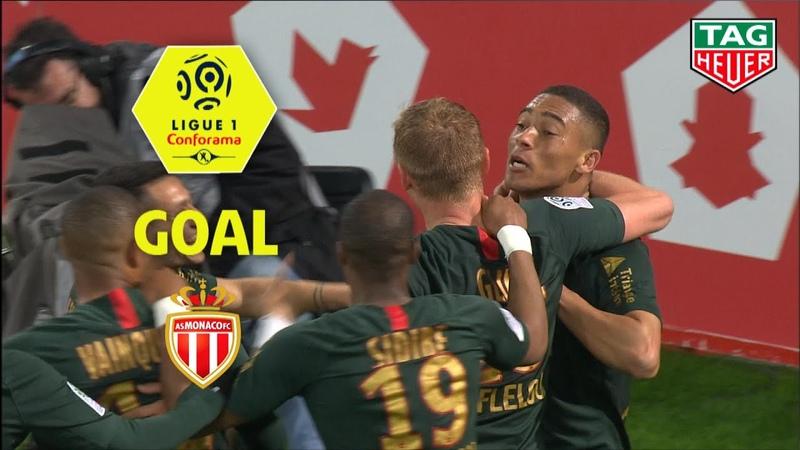 Goal Carlos VINICIUS (90) LOSC - AS Monaco (0-1) (LOSC-ASM) 2018-19