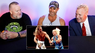 #My1 Shawn Michaels, Jeff Jarrett and Road Dogg watch an Intercontinental Title classic: WWE Playback