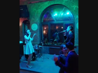 Виктория Бурангулова (Viktoriya Bakardi) и Тагир Асадуллин - Буран|Музыкальный вечер Челябинск