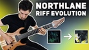 NORTHLANE RIFF EVOLUTION