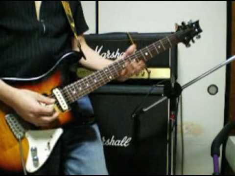 Bohemian Rhapsody - Queen (Guitar Solo Outro)