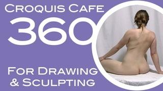 CROQUIS CAFE 360: Grace No. 4