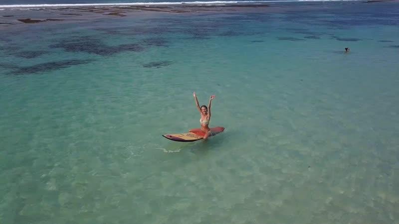 Natali Melasti beach Bali