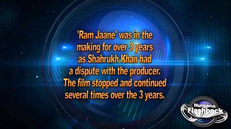 Hungama Flashback Premiere Of Ram Jaane