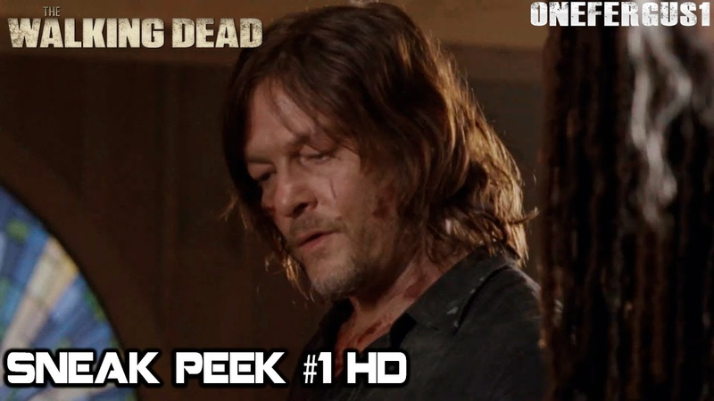 «The Walking Dead» 10x03 Sneak Peek 1 Season 10 Episode 3 HD Ghosts.