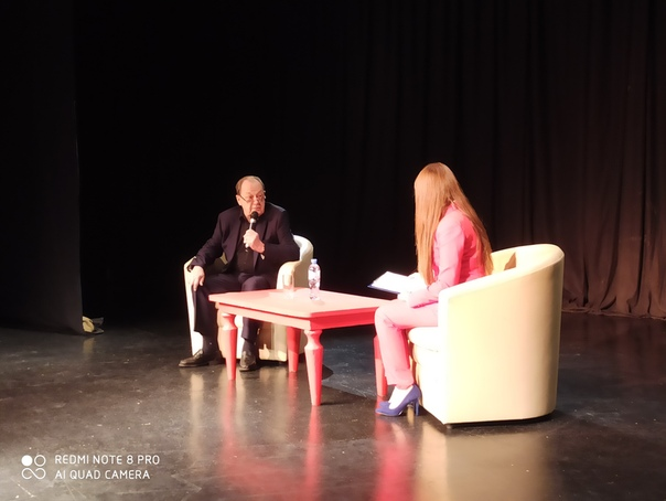 Почему Юрий Бурэ стал режиссером и в чем секрет успеха его спектаклей?, изображение №2