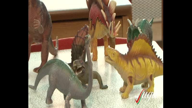 Паша Синевич о динозаврах