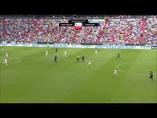 Real Madrid - Tottenham Hotspur 30.07.19 amistoso