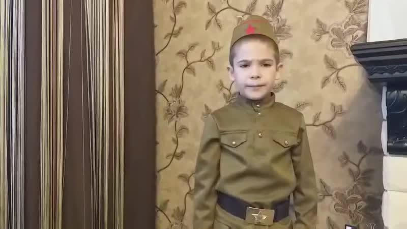 Кирилл Буренин День Победы
