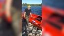 Отзыв о лодке Стриж 420 JET под мотором Tohatsu 9.9 из Нижнеудинска