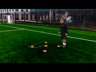 Top 5 Agility Drills For Fast Feet _ Every Football Player Should Know