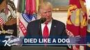 MASH-UP: Trump's al-Baghdadi Speech Obama's Bin Laden Speech