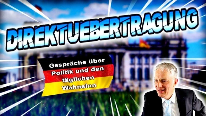 Direktübertragung - Frankfurt, Merkel im Urlaub, Fundstücke, Diskussion