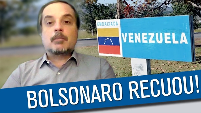 Bolsonarismo bate cabeça com a invasão da embaixada