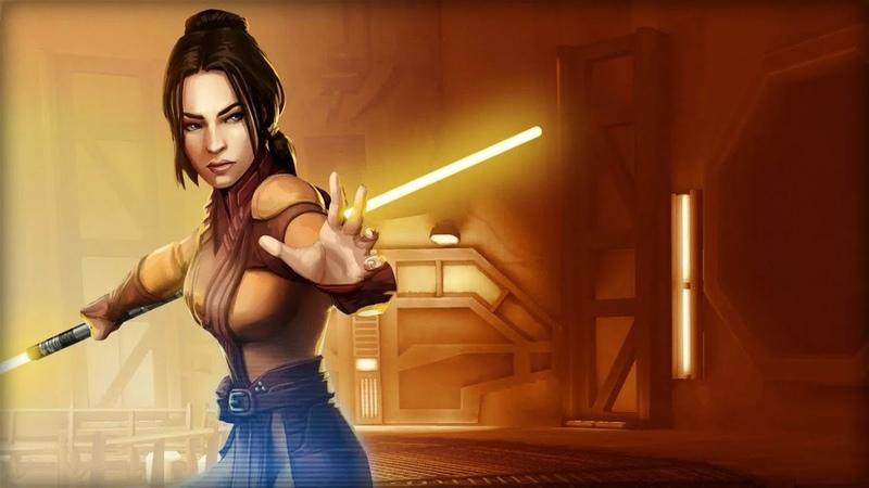Bastila Shan vs Galactic Legend Supreme Leader Kylo Ren SWGOH