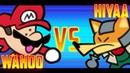 Speedrunner Mario VS Melee Fox 1M Subscriber Special SOMETHING VERSUS Premiered Ver