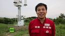 """Ingenieur stellt neue Erfindung vor """"Ein Taifun liefert Strom für 50 Jahre in Japan"""