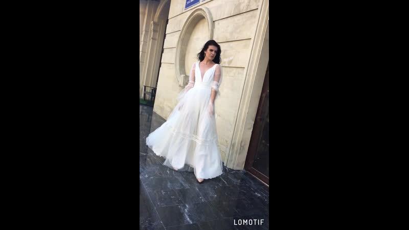 Невеста в городе