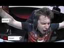 Mousesports reaction to insane w0xic clutch