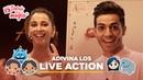 ¡Adivina los Live Action con Mena Massoud y Naomi Scott!
