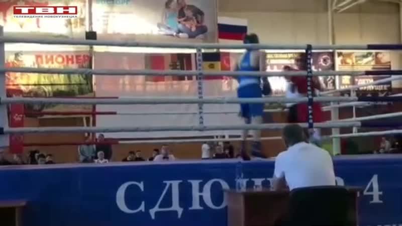 Иван Кобзев бронзовый призер международного турнира по боксу