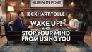 How Mindfulness Can Bring Balance to Your World Eckhart Tolle Rubin Report